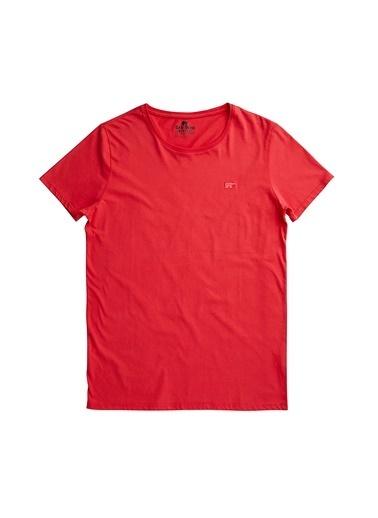 Bad Bear Tişört Kırmızı